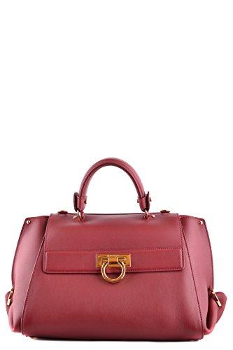 Salvatore-Ferragamo-Womens-MCBI367003O-Burgundy-Leather-Handbag