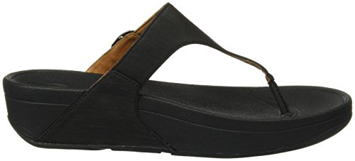 FitFlop - The Skinny Tm Urban, Infradito Donna Nero