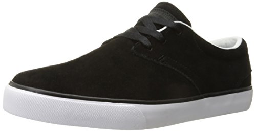 Fallen Mens Spirit Skate Shoe Black/White/Texas