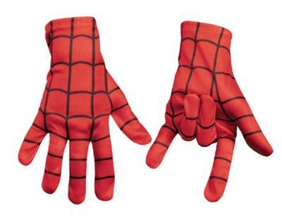 Hunde Eishockey Kostüm Für - WULIHONG-MaskeSpider-Man Handschuhe / Spiderman Maske Cosplay Kinder und Erwachsene Cosplay Halloween Party Supplies Avengers Carnaval Kostüm Prop   golves