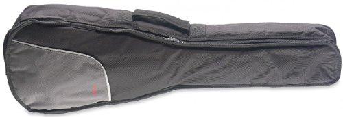 Stagg ukb10-bag Nylon Gigbag für Bariton-Ukulele mit 10-millimetre Polsterung und Gurt–Schwarz
