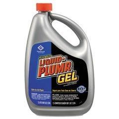 clorox-liquid-plumr-heavy-duty-clog-remover-80oz-bottle-6-carton-by-clorox