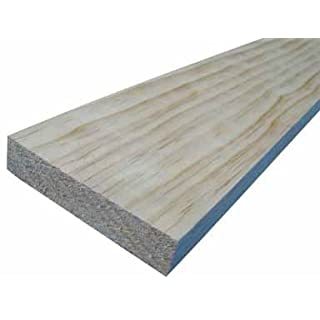 American Wood Clear Pine Board 1 X 4 X 6 ' Pine by American Wood