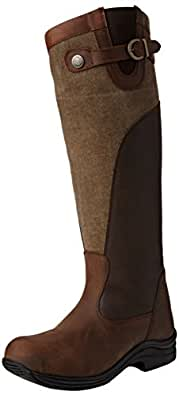 Toggi Unisex Adults Winnipeg Horse Riding Boots, Brown (Cheeko), 3.5 UK 36 EU