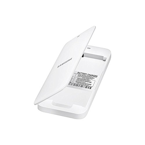 Samsung Akku-Ladestation inkl. Ersatz-Akku, weiß