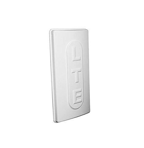 LTE | Hochleistungs- LTE Antenne (1800 MHz) mit 17dBi Leistungsgewinn - inklusive 10m TWIN-Kabel mit SMA Stecker, passend zu Telekom Speedport LTE / LTE II, Speedbox LTE / LTE II / LTE III, Vodafone Easybox 904 LTE / B1000 / B2000, O2 LTE Router, FritzBox LTE- Router, Huawei B390 / B593 / B890 / E5186, D-Link DWR-921, Teltonika RUT550