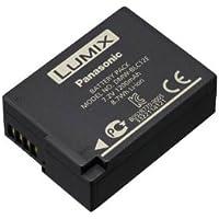 Panasonic DMW-BLC12E Batterie rechargeable pour DMC-FZ200,des DMC-G5 & DMC-GH2 1200 mAh, Noir