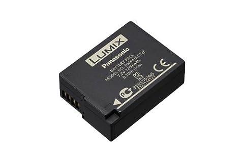 Panasonic LUMIX DMW-BLC12E Li-Ionen Akku 7,2V, 1200 mAh (geeignet für GH2, G5, FZ200, GX8, G70, FZ1000, FZ300, FZ200)