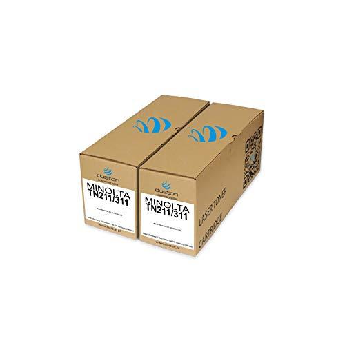 Toner kompatibel zu Konica Minolta Bizhub 200 222 250 282 350 362 ()