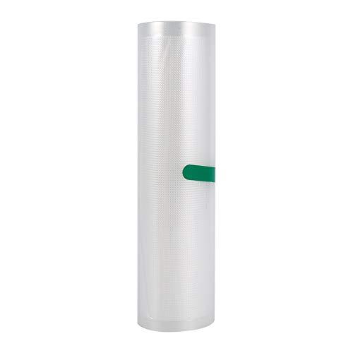 Vakuum-Siegelbeutel - Handelsübliche Beutelrollen Rollen für die Lagerung von Lebensmitteln Membranen halten frischen Beutel (Größe : 20 * 500cm)