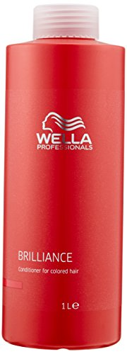 Wella Brilliance Conditioner (For Colored Hair) 1000ml/33.8oz - Haarpflege