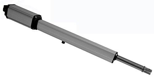 Actuador electromagnético lineal para garaje