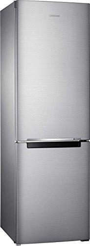 Samsung RB3000 RL33N300NSS/EG Kühl-Gefrier-Kombination/A+++/185 cm/175 kWh/Jahr/217 L Kühlteil/98 L Gefrierteil/No Frost Plus/Cool Select Duo/Premium Edelstahl Look/silber