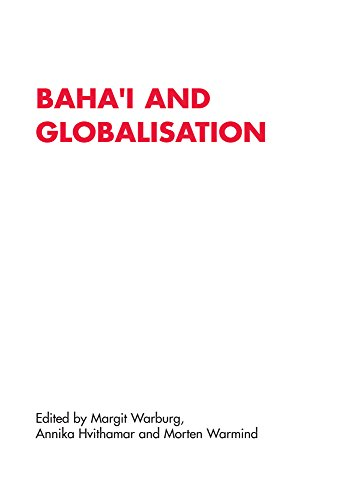 Baha'i and Globalisation (RENNER Studies on New Religions)