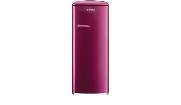Gorenje Kühlschrank Pink : Amazon.de: gorenje rb60299op kühlschrank retro look raspberry pink