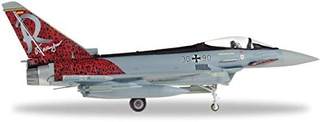 'Herpa 580182 – Luftwaffe Eurofighter Typhoon – taktlwg 71