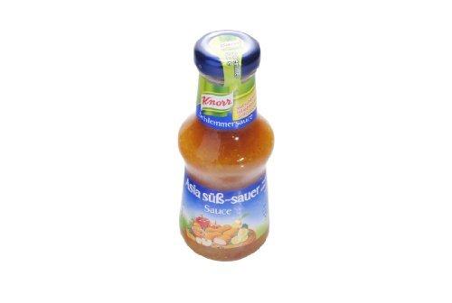 Knorr Schlemmer-Sauce Asia süss-sauer Sauce - 1 x 250 ml
