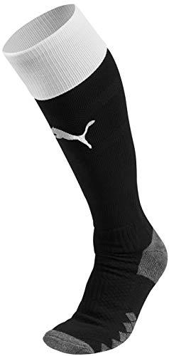 Puma 2019-2020 Newcastle Home Football Socks (Black) - Kids