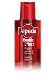 Neu! Alpecin Doppel Effekt Koffein Schampoo Bekämpft Gegen Schuppen & Haarausfall 200ml