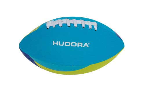 HUDORA Unisex Jugend 70001 American Football Outside, bunt, 1
