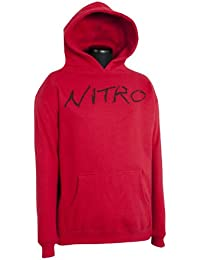 Nitro Découpe brute Children's Sweat-shirt à capuche