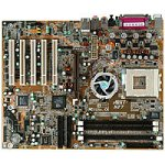 Overview The NF7 series models, based on nForce2 chipset, supports the latest AMD Athlon XP processors with 200/266/333 FSB, and features new dual 400MHz DDR memory controllers that deliver up to a 50% increase in bandwidth. Three DDR DIMM slots supp...