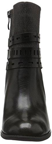 Marco Tozzi Damen 25014 Kurzschaft Stiefel Grau (Anthracite A.C 229)