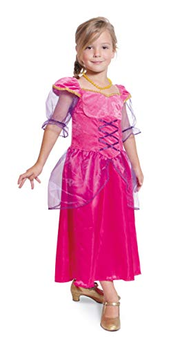 Folat 63202 Royal Princess Kleid, Größe 98-116, rosa