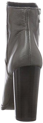 Buffalo London3318 DREAM - Stivali classici imbottiti a mezza gamba Donna Grigio (Grau (STONE 01))