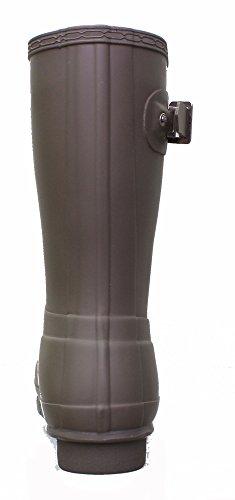 HunterWOMEN ORG SHORT - Stivali donna (Olive FV1)