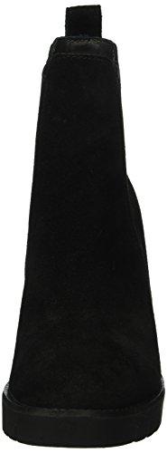 Tommy Hilfiger P1285aola 1b, Bottes Classiques femme Noir - Noir (990)