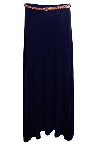 Other - Jupe - Évasée - Femme Multicolore Bigarré Taille Unique Noir