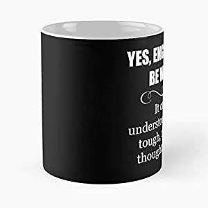 English Weird Tough Thorough - Coffee Mug Tea Cup Gift 11oz Mugs The Best Holidays.