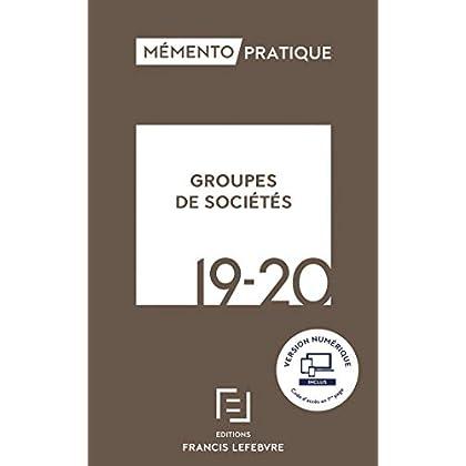 Mémento Groupes de sociétés 2019-2020