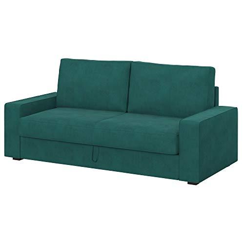 Soferia - Funda de Repuesto para sofá Cama IKEA VILASUND con Funda...