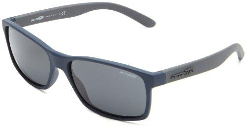 Arnette Herren 0AN4185 218887 58 Sonnenbrille, Blau (Fuzzy Navy/Gray),