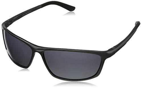 DUCO Herren Sport-Art polarisierte Sonnenbrille Treiber Brille CAT 3 CE 2179S (Grau)