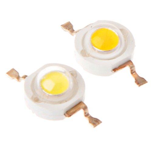 Kingzer 23W High Power LED Lampe Perlen Hell 240–300LUMEN Warm Weiß Licht