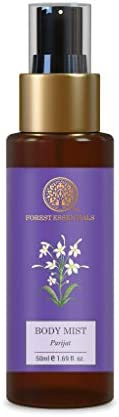 Forest Essentials Body Mist Parijat 50ml