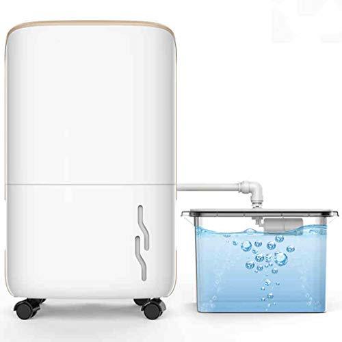 Dehumidifier Home Bedroom Basement Office Silent Intelligent Dehumidifying Dryer
