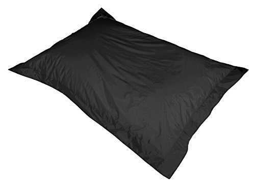 Coussin de relaxation Nylon Anthracite grand