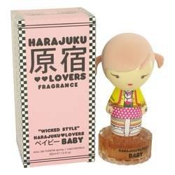 Harajuku Lovers Wicked Style Baby Eau De Toilette Spray By Gwen Stefani