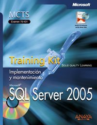 Sql server 2005 training kit (+CD)
