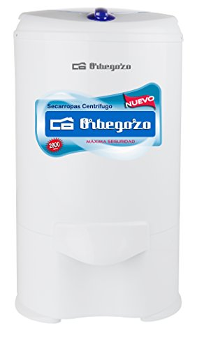 Orbegozo SC 4600 - Centrifugadora de ropa