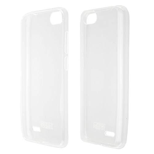 Coque pour Gigaset GS100, TPU-Housse Étui de Protection Antichoc pour Smartphone (Coque de Coloris Transparent)