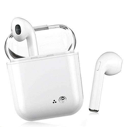Bluetooth Kopfhörer 4.2 Kabellose In-Ear-Ohrhörer, Bluetooth-Headset Mini-Headset mit Mikrofon mit Aufladen, für iPhone Samsung Galaxy S9 Anderen Android- und iOS-Geräte