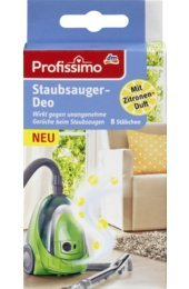 Profissimo Staubsauger-Deo, 1 x 8 St