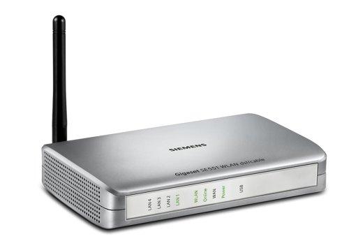 Siemens Gigaset SE 551 Wireless Super G DSL-Router -