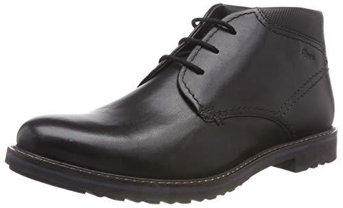 Sioux Herren Dimos-XL Chukka Boots, (Schwarz 000), 42.5 EU