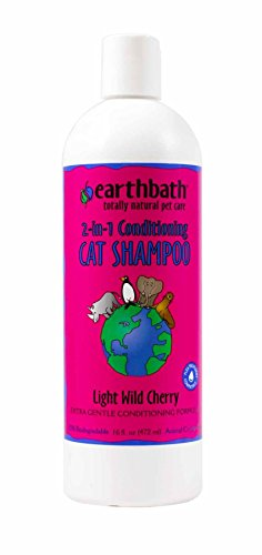 EARTH BATH earthbath Wild Cherry gato champú